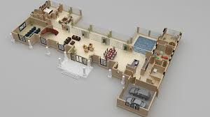Home Floor Plan Creator 25 More 3 Bedroom 3d Floor Plans 3d Floor Plan Design Interactive