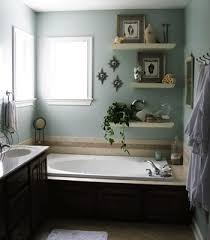 decorating ideas for bathroom walls bathroom ideas simple wooden bathroom wall shelves with on