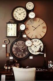 Pottery Barn Outdoor Clock Impressive Collection Of Large Wall Clocks Decor Ideas That You
