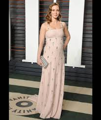 Vanity Fair After Oscar Party Pregnant Emily Blunt Attends The 2016 Vanity Fair Oscar Party