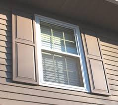 diy upgrade your old aluminum shutters to solid urethane shutters