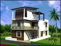 house planner triplex house plan in 33 50 sq ft ghar planner