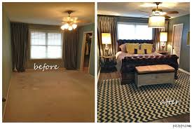 bedroom before and after bedroom before after fireplace bella billion estates 51726