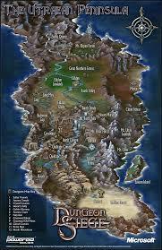 utraean peninsula dungeon siege wiki fandom powered by wikia