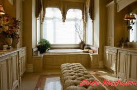 Waterproof Bathroom Window Curtain Designs Fascinating Bathtub Window Curtain Images Bathroom