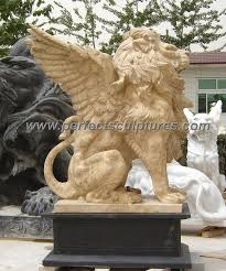 marble lions lion sculpture carved marble lion lions