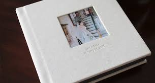 engraved wedding albums wedding album leather cover6 diy leather photo