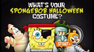 Spongebob Squarepants Halloween Costume Nickeloden Spongebob Squarepants Halloween