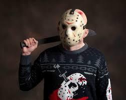 Friday 13th Halloween Costumes Friday 13th Knit Sweater U2013 Mondo