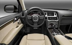 Audi Q7 Specs - q7 audi specifications and review the wheels of steel