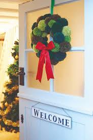 Pom Pom Trees 132 Best Pompom Wreaths Images On Pinterest Pom Poms Pom Pom