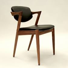 Kai Dining Chair Walnut Great Dane Furniture Melbourne - Wood dining chair design