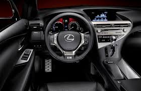 lexus hybrid suv 7 seater 2013 lexus rx 450h information and photos zombiedrive
