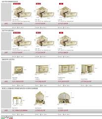 Sofa Dimensions Standard Leonardo Bedroom Camelgroup Italy Classic Bedrooms Bedroom