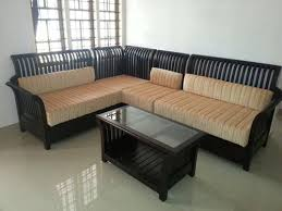 wooden corner sofa set wooden corner sofa set in kochi kerala economic furnitures