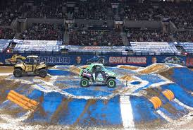 what time is the monster truck show my first time at a monster jam melissa kaylene