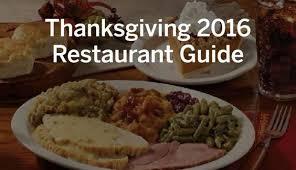 restaurants open on thanksgiving day 2016 in birmingham here s your
