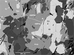 clinoferrogedrite in the contact metamorphosed biwabik iron