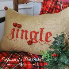 Christmas Pillows Pottery Barn 17 Cute U0026 Easy Diy Christmas Pillows
