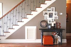 Grills Stairs Design Photo Gallery Wall Under The Stairs House Tour Kevin
