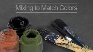 paint to match how to match colors in a painting