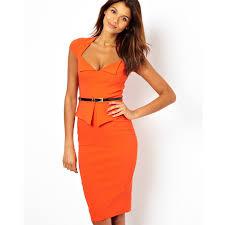 cheap orange dress for women find orange dress for women deals on