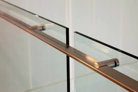 Stair Banister Glass Glass Balustrades In Melbourne Frameless Impressions