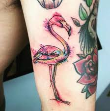 50 flawless flamingo tattoos tattooblend