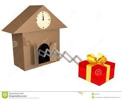 Zu Kaufen Zeit Geschenke Zu Kaufen Stock Abbildung Bild Von Kuckuck 3205737