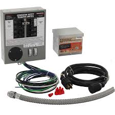 shop generac manual transfer switch 8000 watt generator transfer