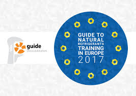 guide to natural refrigerants training in europe 2017 by shecco