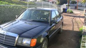 my 1992 mercedes benz 300e overview youtube