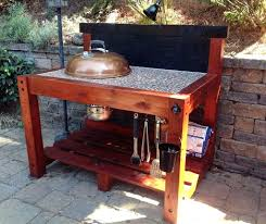 outdoor grill prep table grill prep table outdoor plans bbq wood energiansaasto info