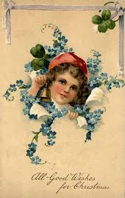 Victorian Christmas Card Designs 14217 Best Vintage Christmas Cards Post Cards Images On Pinterest