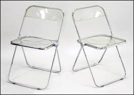 Lucite Armchair Colorful Lucite Folding Chairs Design Homesfeed