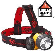 Streamlight Hard Hat Light Streamlight 3aa Haz Lo