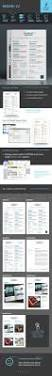 Resume Indesign Template 57 Best Resume Template Images On Pinterest Resume Templates