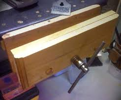 Woodworking Bench Vise Plans Make Your Own Bench Vise
