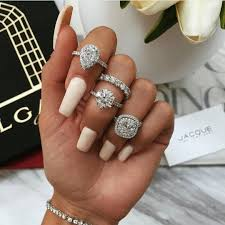 different types of wedding bands 20 square wedding ring designs trends models design trends