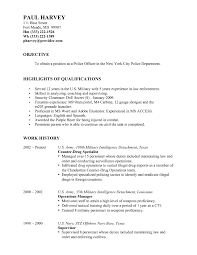 army resume builder resume examples for military read moresamples