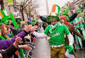 ever wondered how the rest of the world celebrates st patrick u0027s day