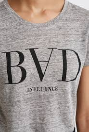 Bad Influence Forever 21 Bad Influence Tee You U0027ve Been Added To The Waitlist In
