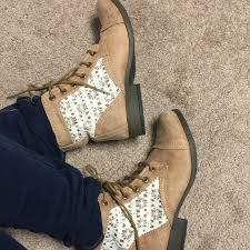 womens ugg boots kmart 64 route 66 shoes adorable light brown lace boots from