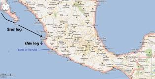 Torreon Mexico Map by Liberation Ii Return To Vallarta On To Huatulco