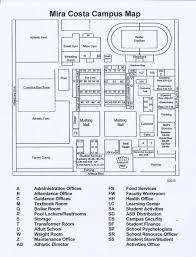high school floor plans pdf mira costa high school