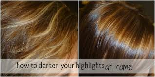 best toner for highlighted hair beauty by arielle how to darken your highlights at home