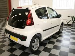 used 2013 u002763 u0027 peugeot 107 allure 1 0 5dr manual petrol allure