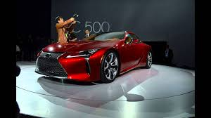 lexus lc wallpaper 2017 lexus lc 500 interior exterior specs and price youtube