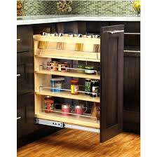 6 inch spice rack cabinet 6 pull out cabinet view larger image 6 1 4 cabinet pull rootsrocks