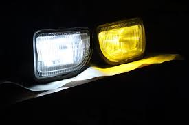 toyota mr2 fog lights yellow fog ls
